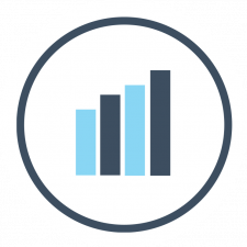 charts icon for ppos performance
